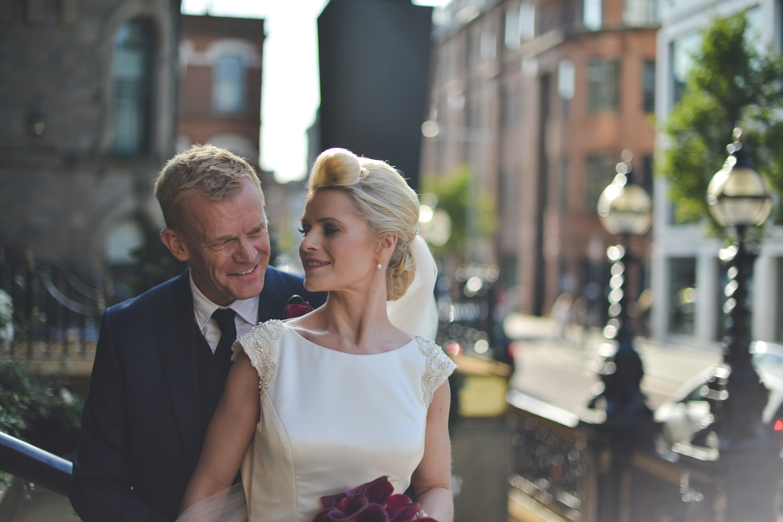 Conleth teevan wedding