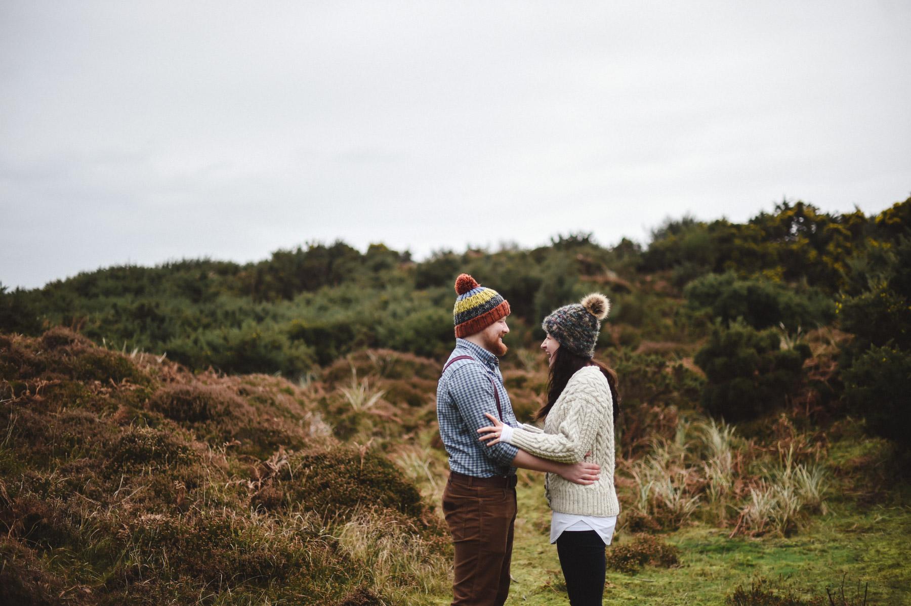 Engagement photography Belfast
