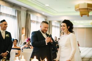Merchant Hotel Wedding Belfast